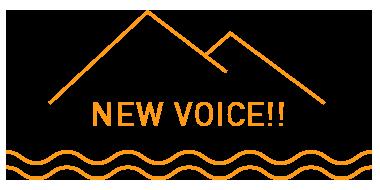 NEW VOICE!!
